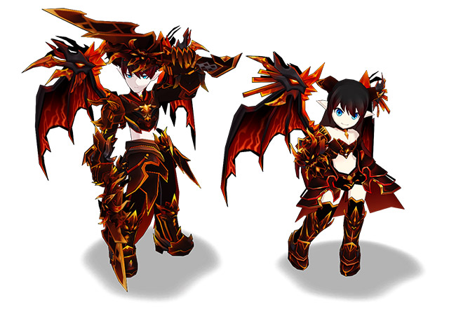 All-in-One Ice Burner - Another (Elsword ~ Rose)