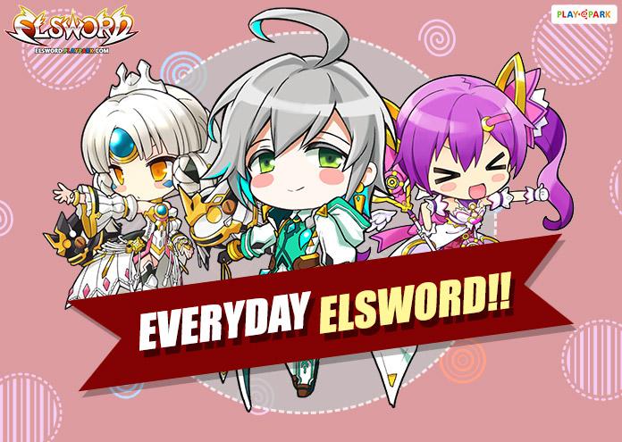 Everyday Elsword!! เล่นทุกวัน มันส์ไม่ซ้ำ!!