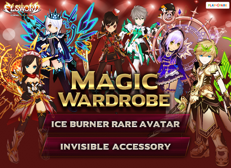 Magic Wardrobe : Rare Avatar & Invisible Accessory