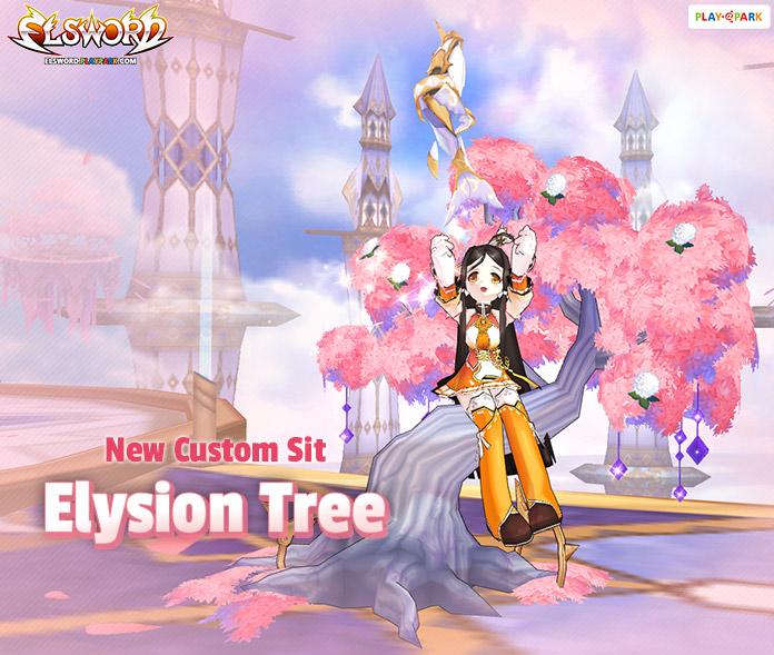 [Custom Sit] Elysion Tree