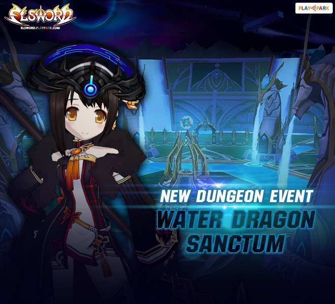 Elrianode Dungeon Event : Water Dragon Sanctum