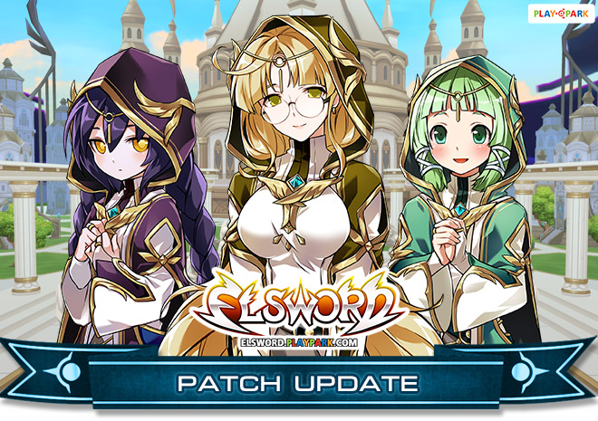 ELSWORD Patch Update ประจำวันที่ 7 ธันวาคม 2560