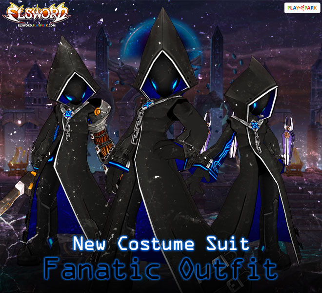 [New Costume] Fanatic Outfit สาวกแห่ง Henir