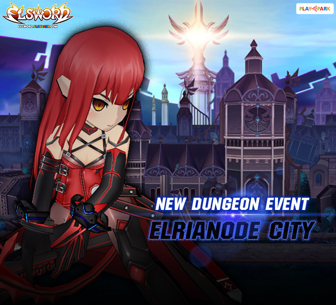 Elrianode Dungeon Event : Elrianode City