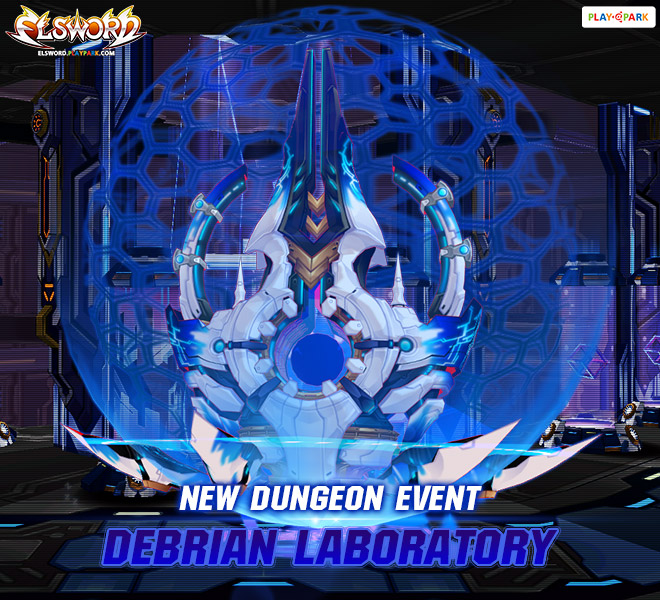 Elrianode Dungeon Event : Debrian Laboratory