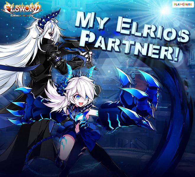 My Elrios Partner! พร้อมจะลุยมานานแล้ว!