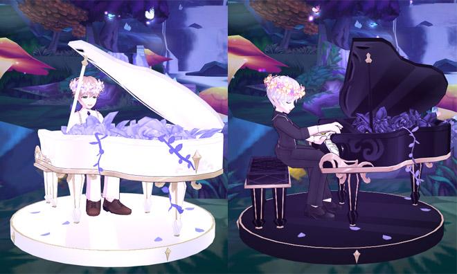 [Custom Sit] Eternal Vows Serenade บรรเลงเปียโนสุดไพเราะ