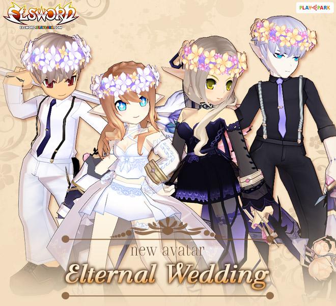 [Avatar Update] Elternal Wedding