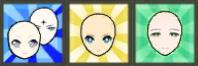 [Cash Shop] Frost Pixie Accessory + Ain ELS-N1 Grand Prix + LuCiel~Ain Eyes