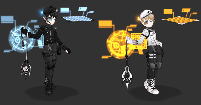[Cash Shop] Netherworld & Ain Accessory + Sitting