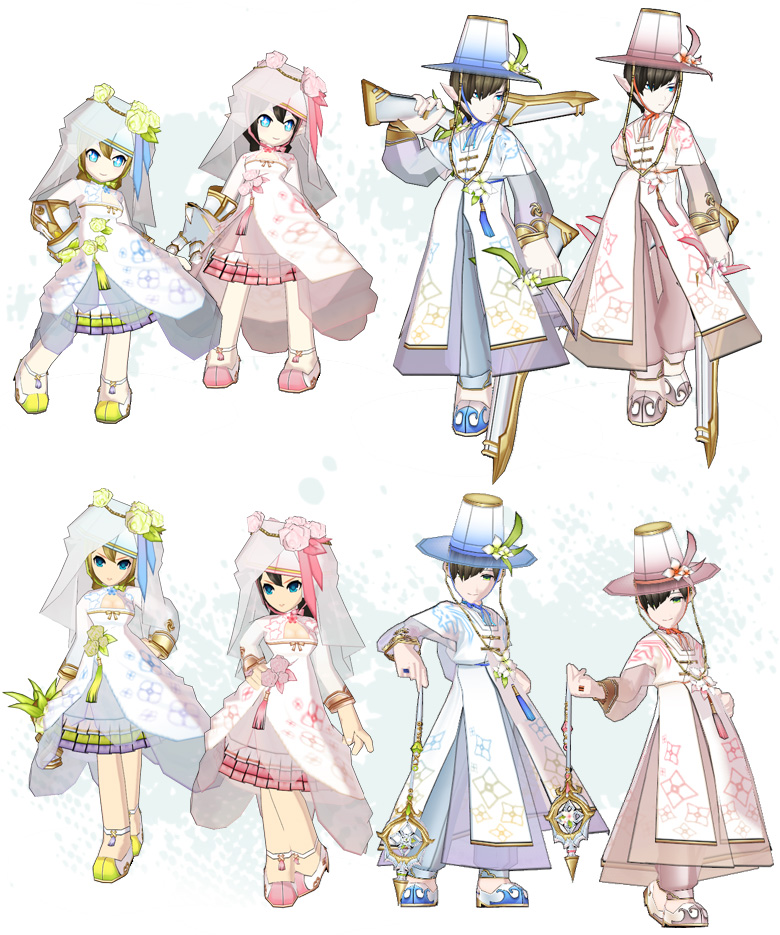 [Limited Costume] Eternal Love