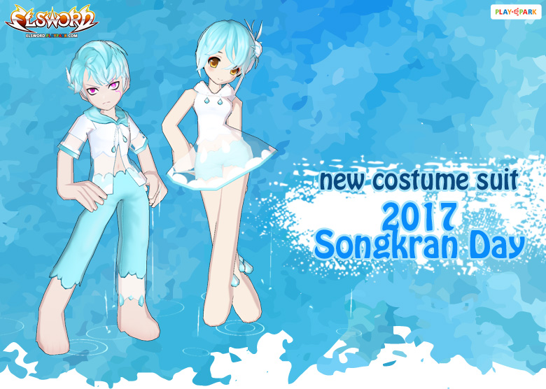 [New Costume] 2017 Songkran Day