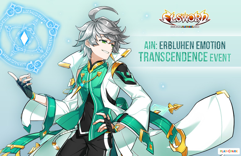 Ain 2nd Transcendence Event