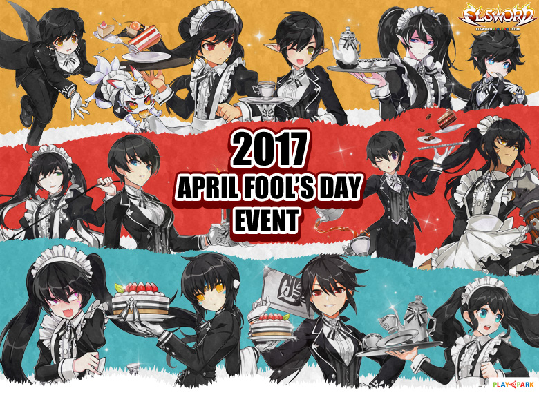 2017 April Fool's Day Event