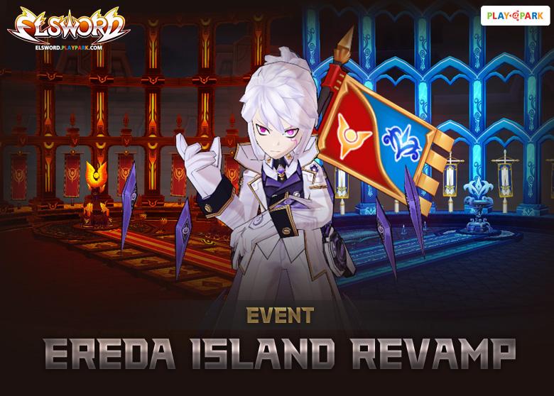 Ereda Island Revamp Event