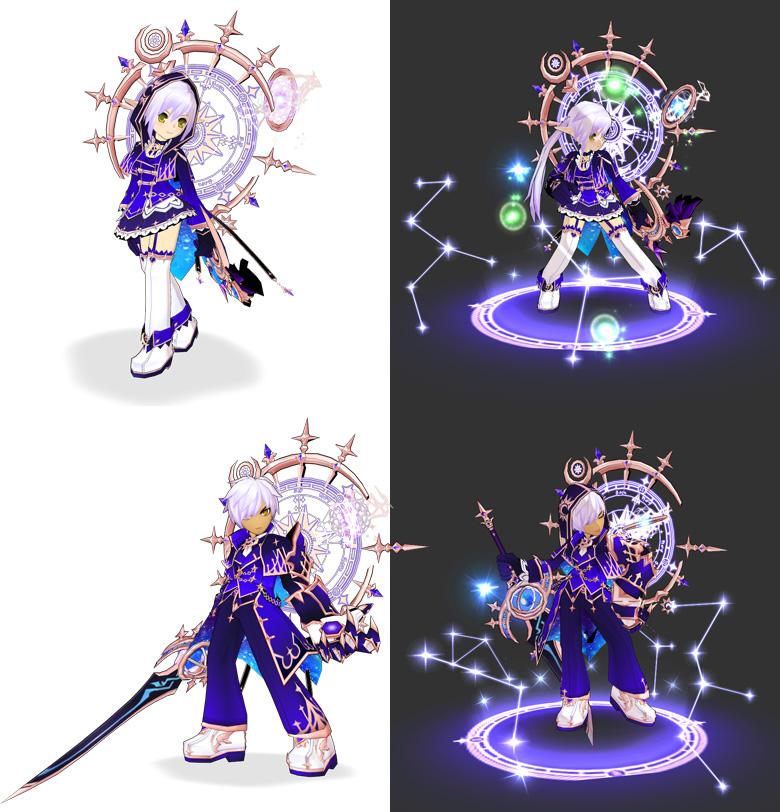 [Ice Update] Celestial Master