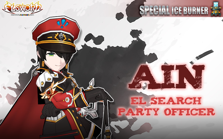 [Special Ice]  Ain El Search Party Officer