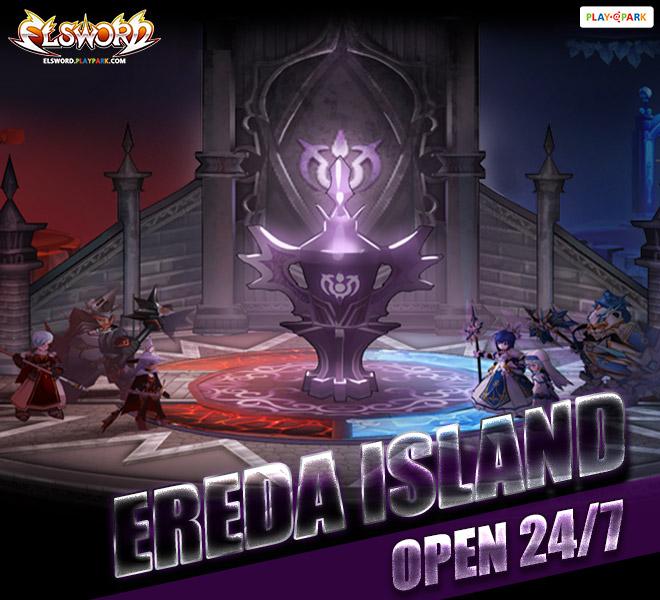 ELSWORD อัพเดท Ereda Island เปิดทั้งวันถาวร 7 ก.ย. นี้