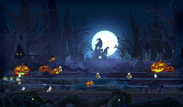 Spooky Graveyard Hide-and-Seek!