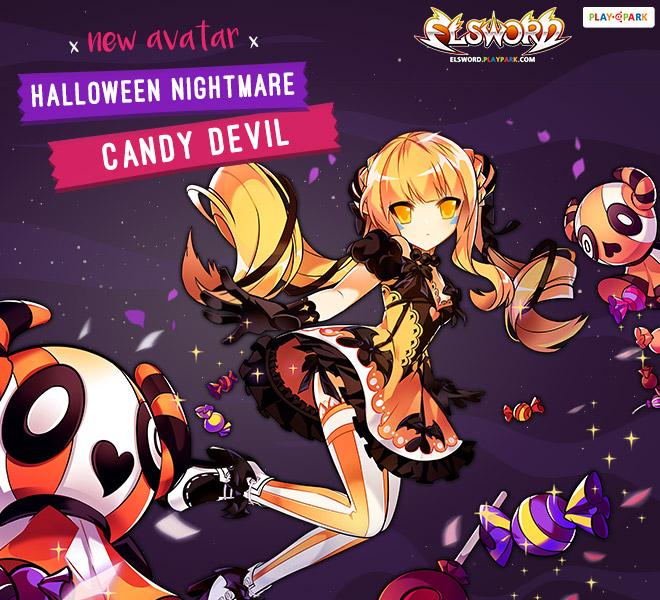 [Avatar Update] Halloween Nightmare & Candy Devil