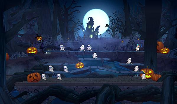 ELSWORD อัพเดท Halloween Dungeon 19 ต.ค. นี้