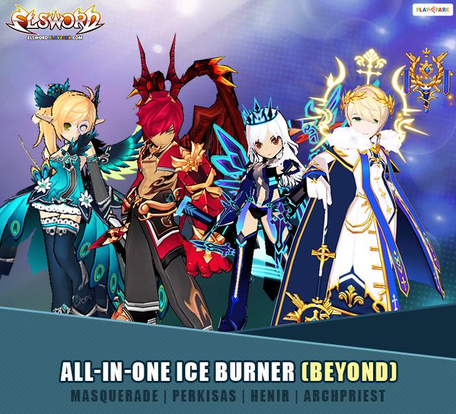 All-in-One Ice Burner (Beyond) ชุดแรร์กลับมาให้ลุ้นอีกครั้ง!!