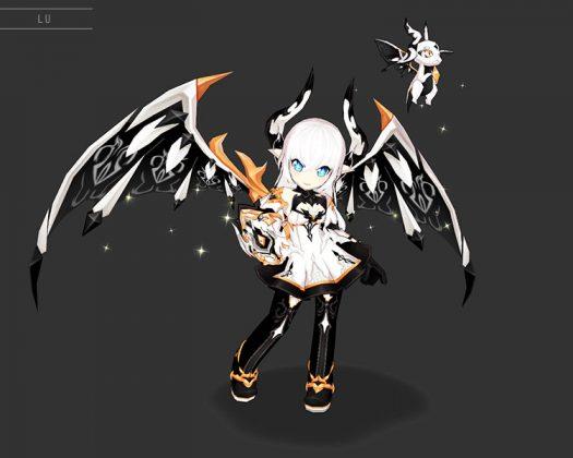 [Ice Update] White Dragon: Servius