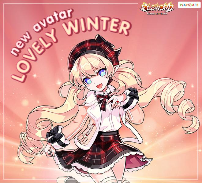 [Avatar Update] Lovely Winter & New Motion