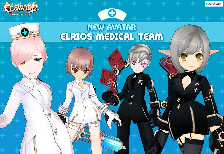 [Avatar Update] Elrios Medical Team