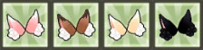 [Cash Shop] Miho's Ears & New Motion