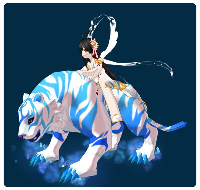[New Mount] Amba เสือหิมะ