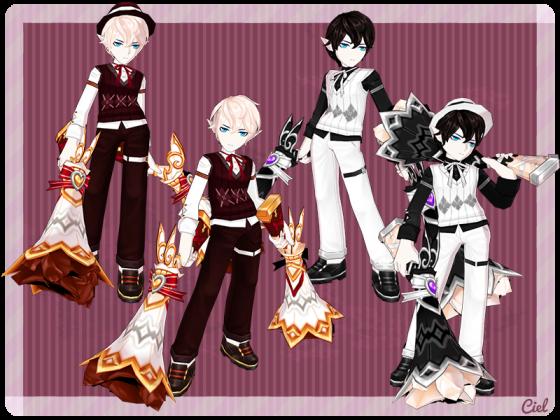 [Avatar Update] Chocolatier