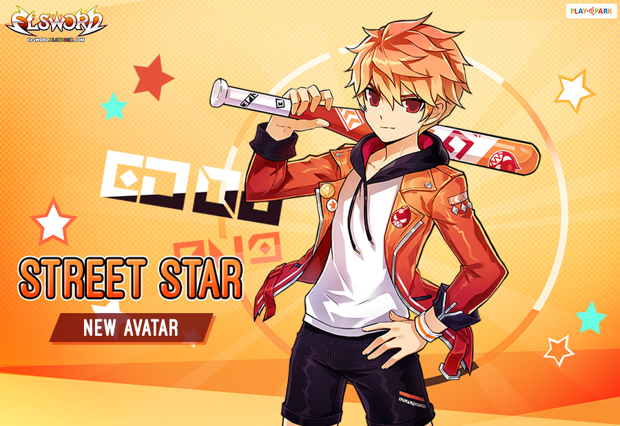 [Avatar Update] Street Star & Sunglasses
