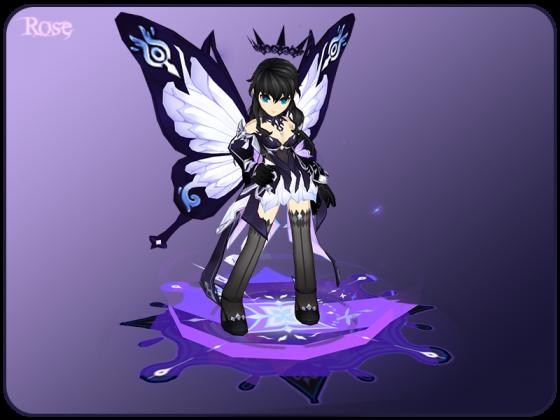 [Ice Update] Mariposa Requiem