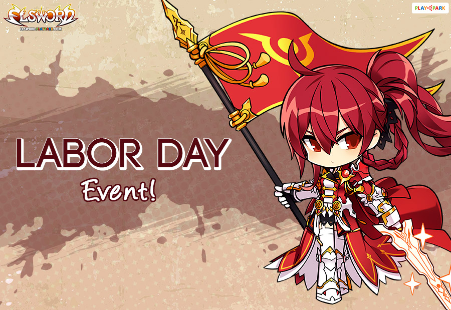 Labor Day Event! 1 พฤษภาคมนี้เท่านั้น!