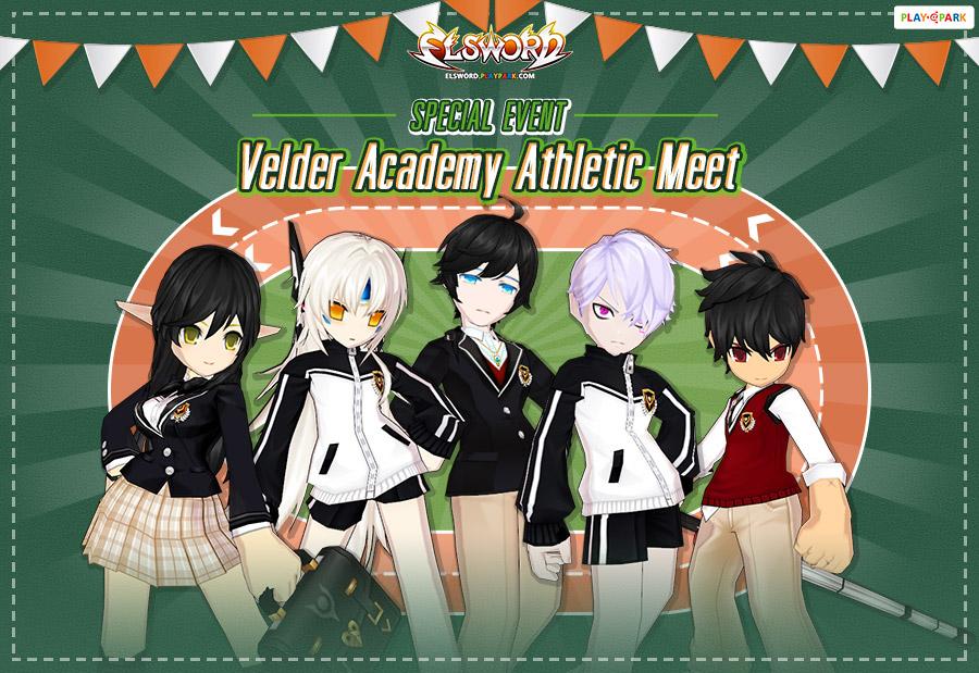 Velder Academy Athletic Meet Event