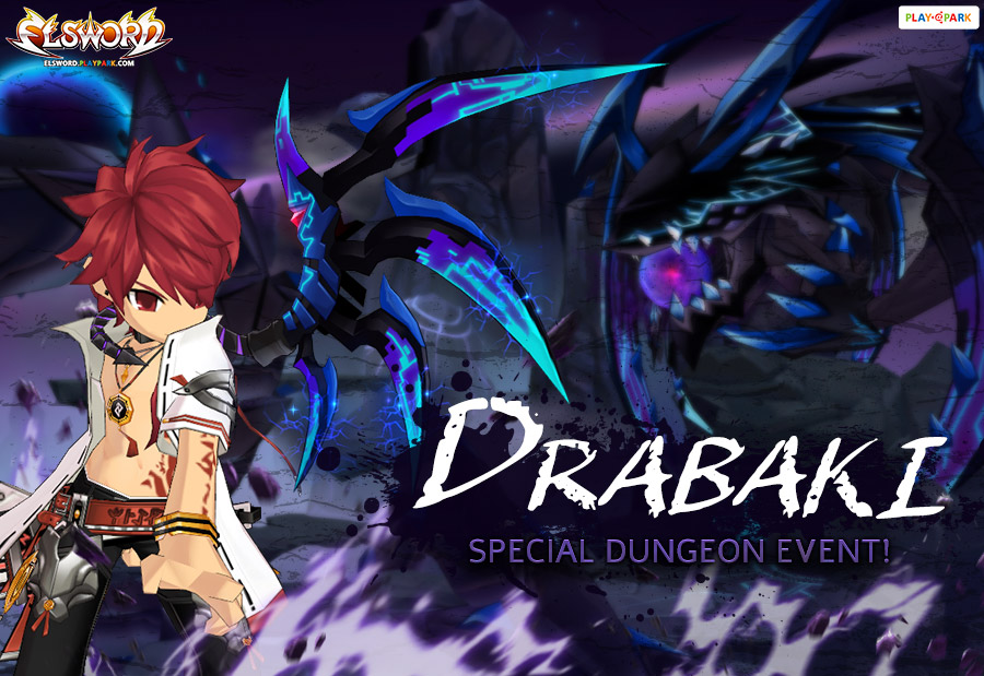 "Special Dungeon ""Drabaki"" Event!"