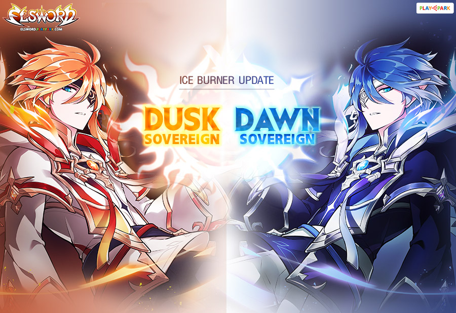 [Ice Update] Dusk and Dawn Sovereign