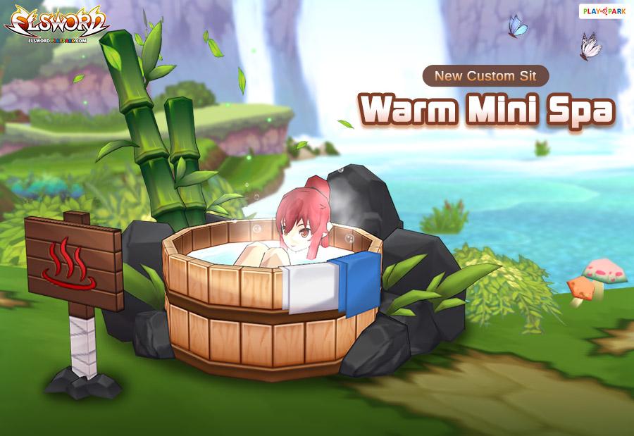 [Custom Sit] Warm Mini Spa