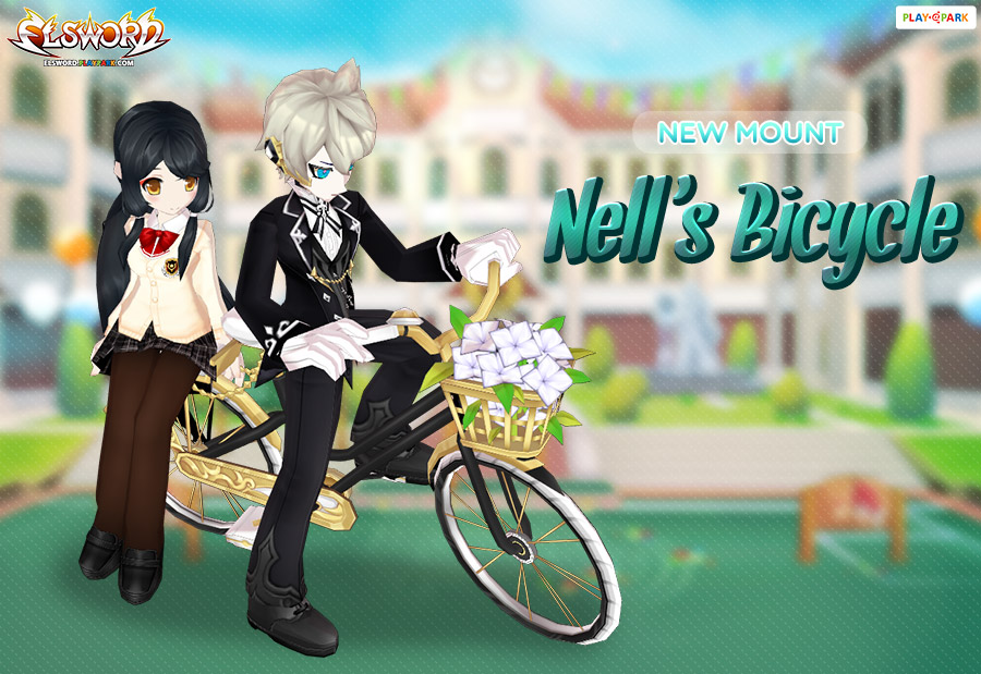[New Mount] Nell's Bicycle