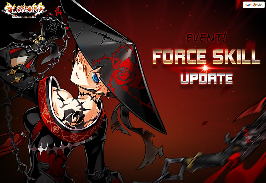 Force Skill Update Event!