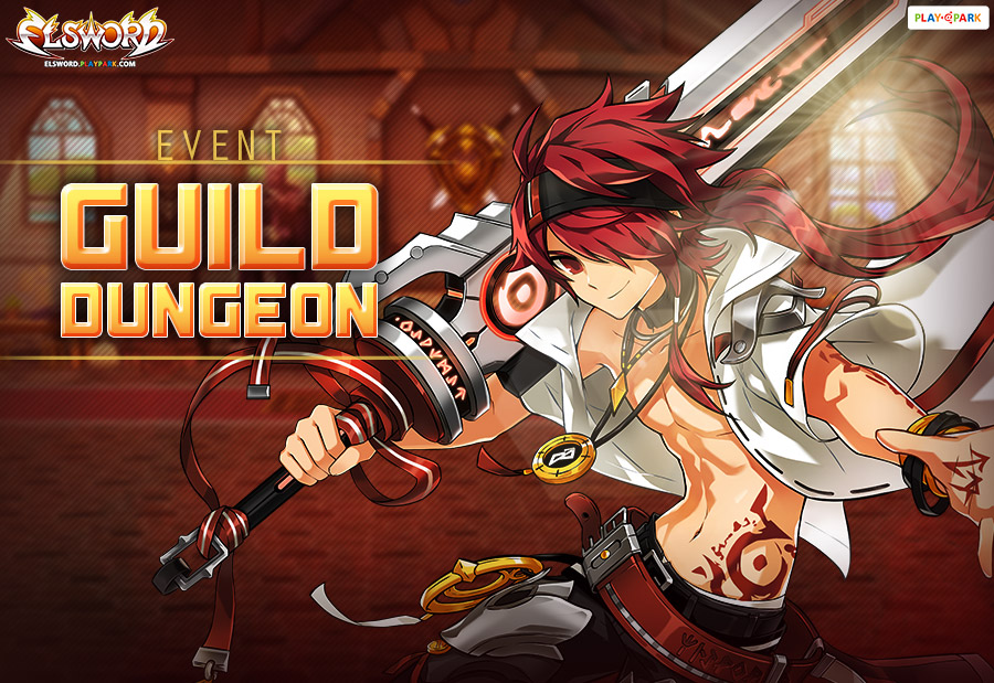 Guild Dungeon Event!