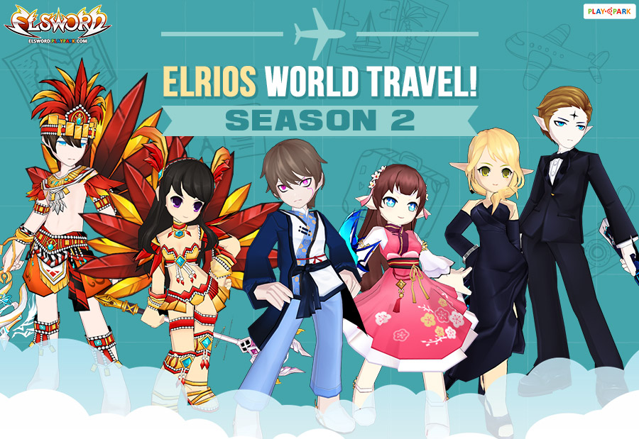 Elrios World Travel! Season 2 ✈️