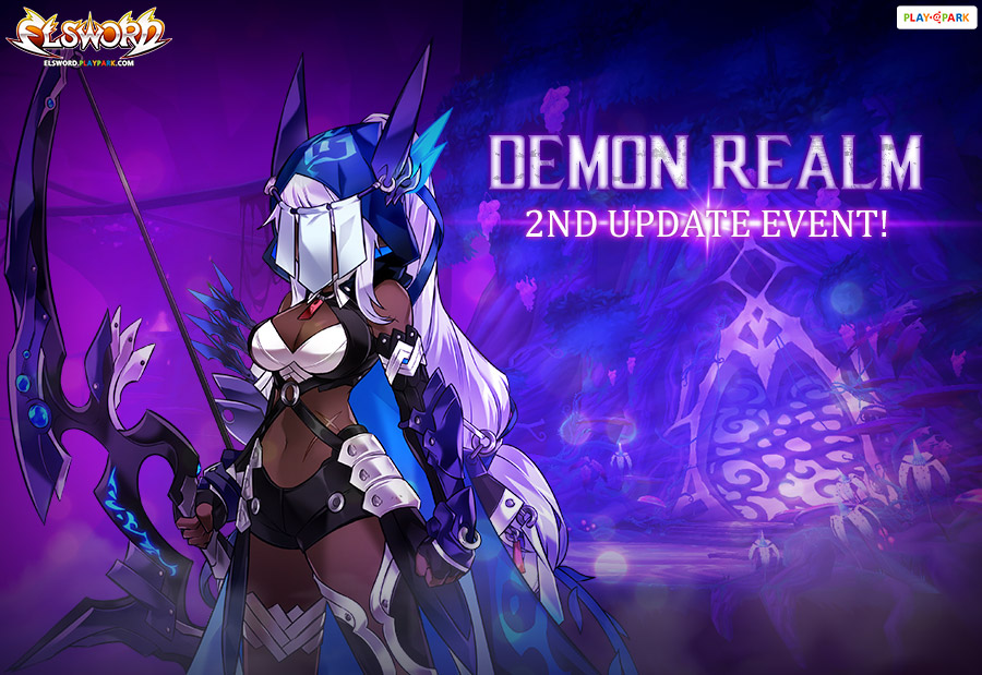 Demon Realm 2nd Update Event