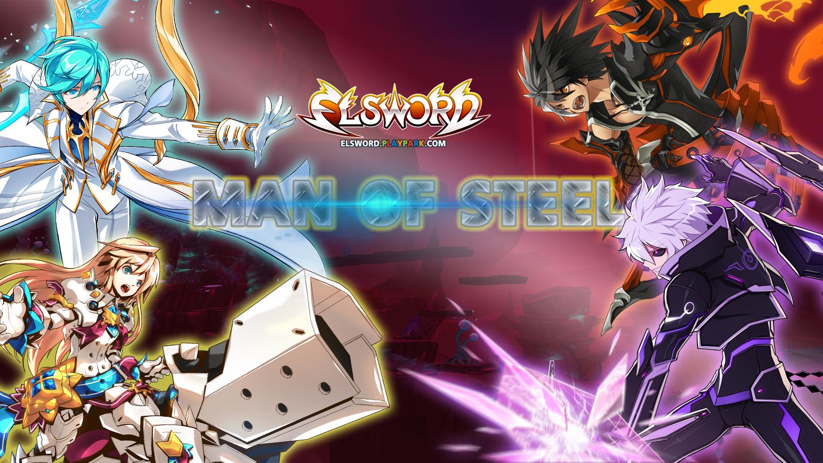 ELSWORD The Man Of Steel !! แข่งชิงแชมป์ สุดยอดตัวละครชาย !