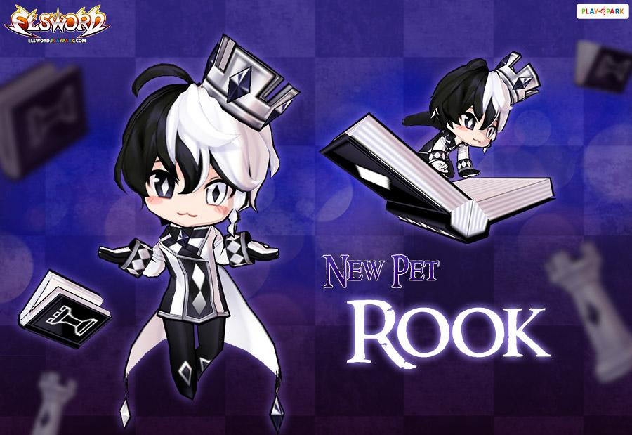 [New Pet] Rook