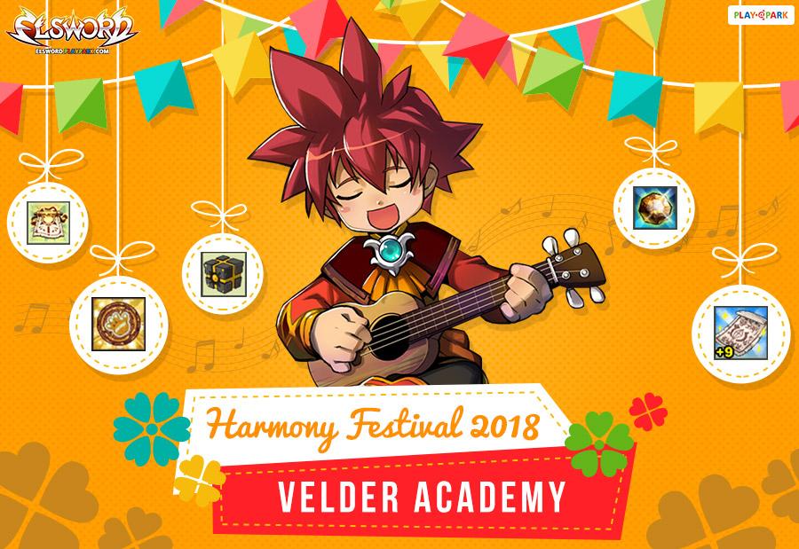 Harmony Festival 2018