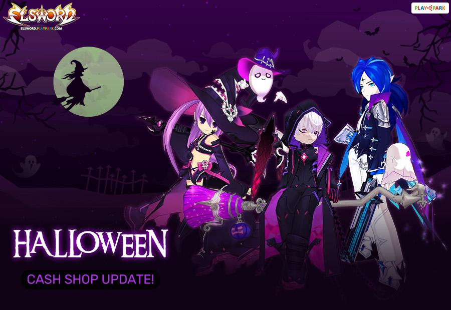 [NEW Cash Shop] Update