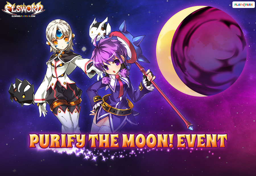 Purify The Moon ! Event