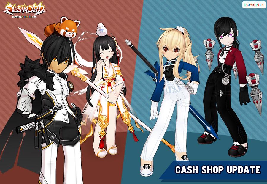 Elsword Cash Shop Update